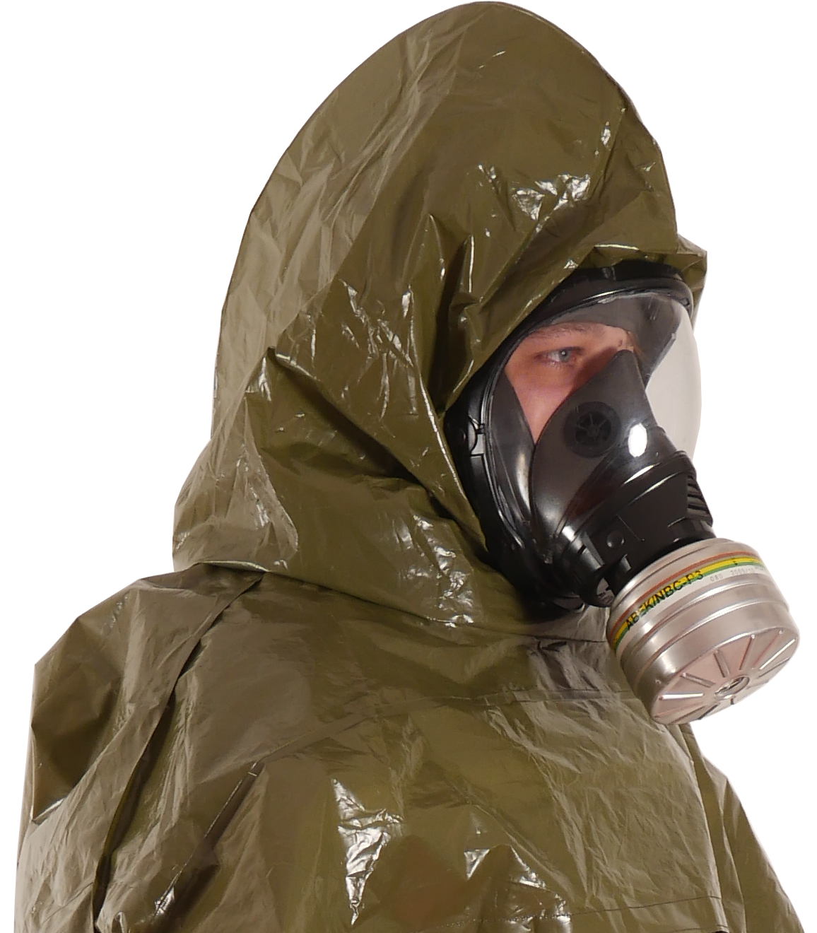 masque protection nrbc